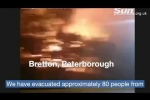 Embedded thumbnail for WATCH: Bretton Gas Fire