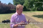 Embedded thumbnail for Cleaning up after illegal Peterborough party