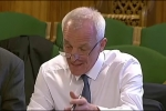 Embedded thumbnail for Health & social care select committee coronavirus Q&A part two